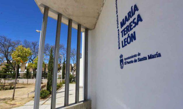 """El Puerto celebra el Día de las Bibliotecas con una """"suelta"""" de libros y lecturas a los más pequeños"""
