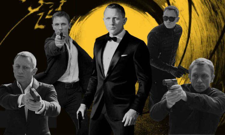 James Bond y la despedida de Craig
