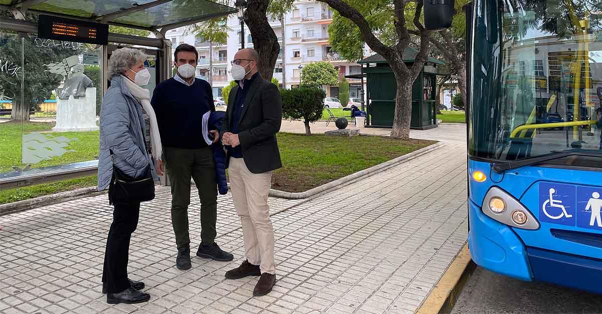 Adjudicada la concesión del servicio urbano de autobuses de El Puerto a UTE Interbus-Damas