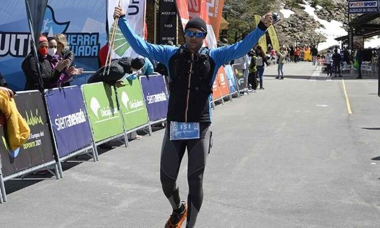 Meritoria participación portuense en la Ultra Sierra Nevada 2021
