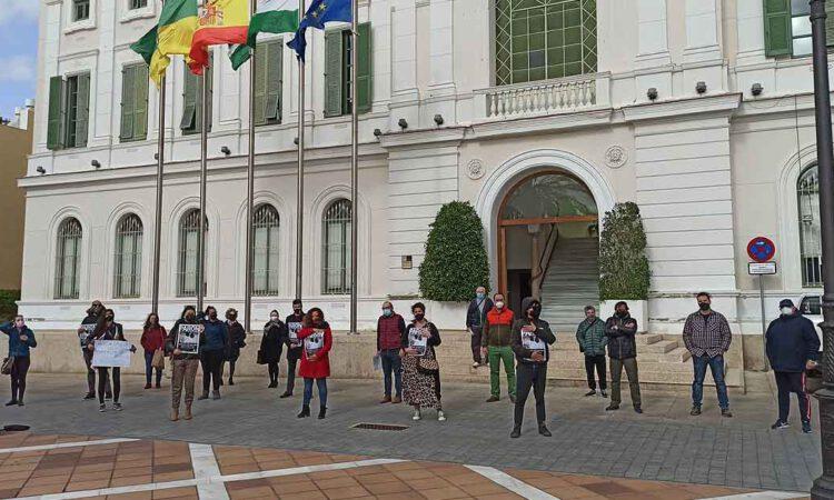 Los autónomos de El Puerto se suman a la movilización nacional para pedir una reforma integral y ayudas reales