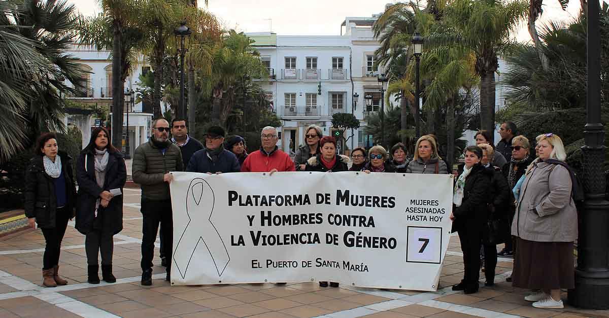 Concentración mensual contra la violencia de género