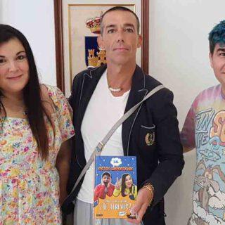 Los youtubers Libi y Chiqui participarán en diversos actos de la próxima campaña navideña