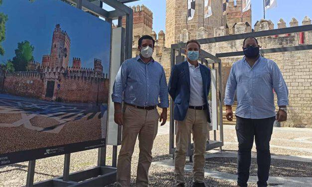 La exposición fotográfica 'Cádiz quiere verte' llega a El Puerto para fomentar el turismo de proximidad