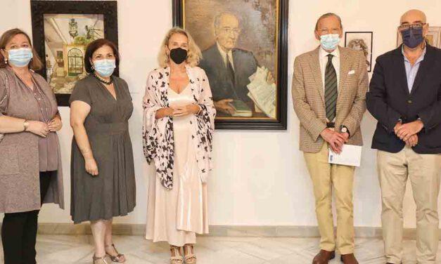 La exposición 'Emergentes' muestra el trabajo artístico de un grupo de abogados unidos por la cultura
