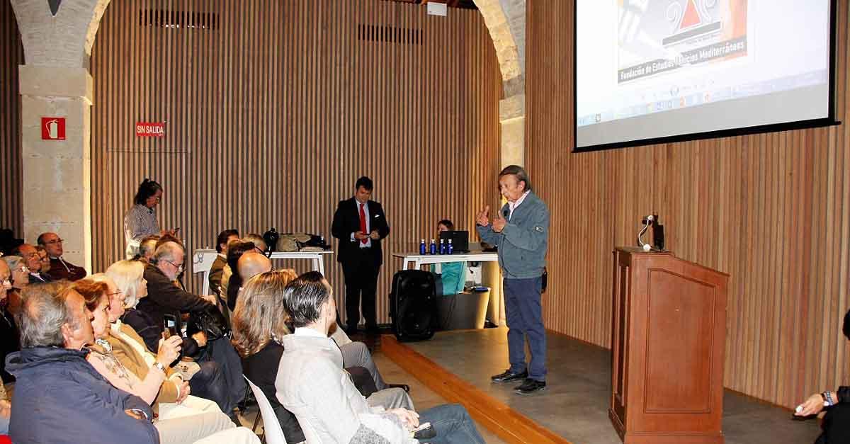 Presentada la Fundación de Estudios Fenicios y Mediterráneos