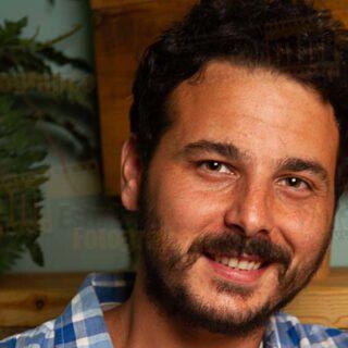 El actor portuense Miguel Ángel Marroquín, en la nueva serie de Amenábar