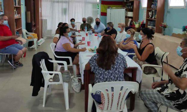 El Ayuntamiento continúa trabajando en Los Milagros para su recuperación integral