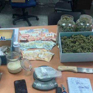 Desarticulada la mayor red de distribución de cocaína que operaba en la Sierra de Cádiz