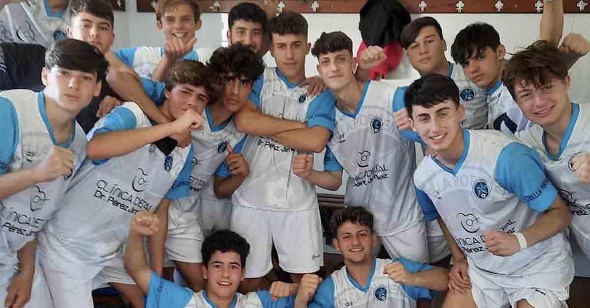 Fin de semana brillante para C.D. Estrella Portuense F.C.