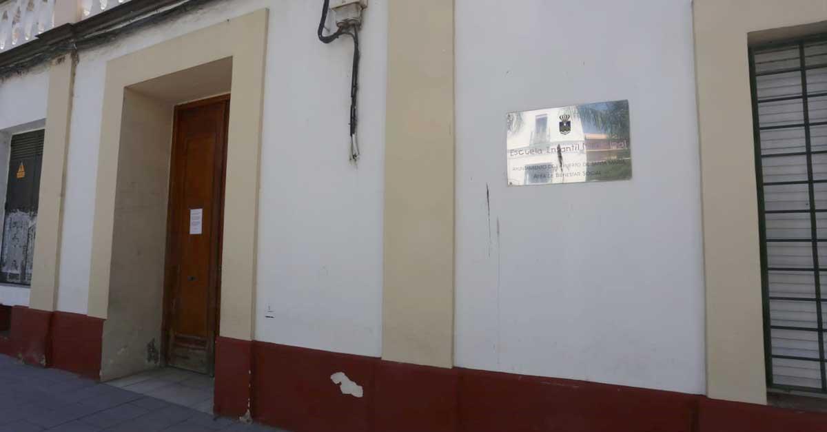 """""""La falta de gestión se llevará por delante a la Guardería Municipal"""""""