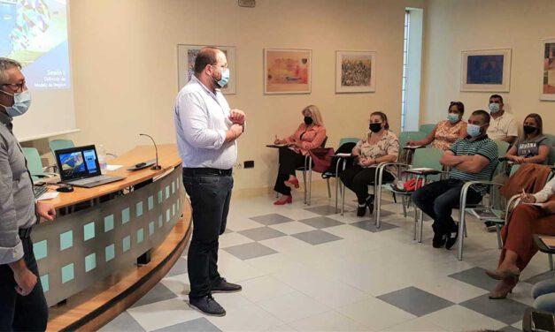 """Inaugurado el curso """"Aula de Maduración y Desarrollo de Ideas de Negocio"""""""