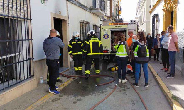 Fallece un niño de tres años en un incendio en una vivienda en El Puerto