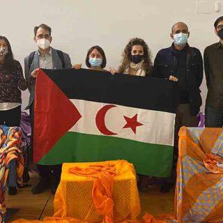 IU y PCE organizan una milla solidaria a favor del Sáhara Occidental