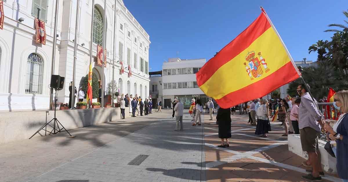 El Puerto se suma a la conmemoración de la Fiesta Nacional