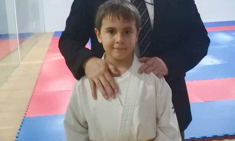 Jaime Rodríguez es seleccionado por la delegación gaditana de Karate