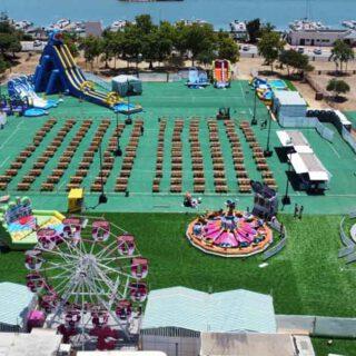Ciclo de cine de verano familiar y gratuito en 'The Lace Park'