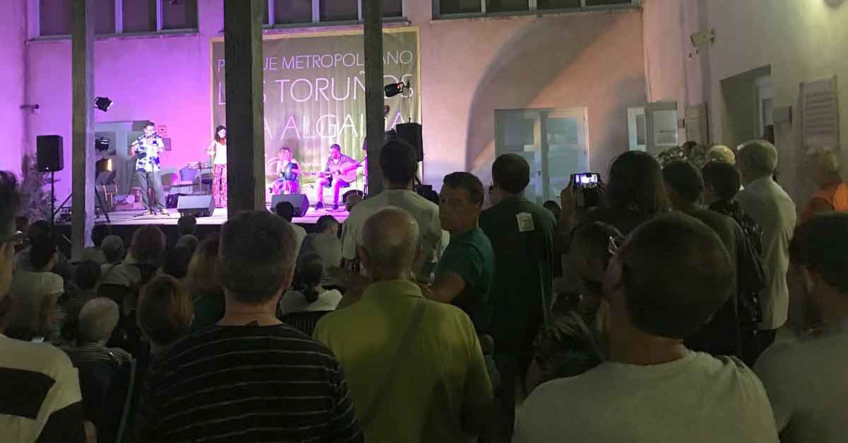 El Patio de Los Toruños acogerá desde este sábado la octava edición del ciclo de conciertos '4 Lunas'