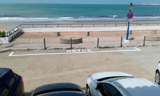Nuevas señales para impedir que los coches bloqueen los accesos a las playas portuenses