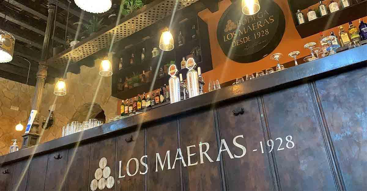 """El """"Bar Restaurante Los Maeras"""", un lugar con encanto y solera, reabre sus puertas en la calle Luna"""