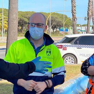 El alcalde hace un llamamiento a la responsabilidad de los portuenses