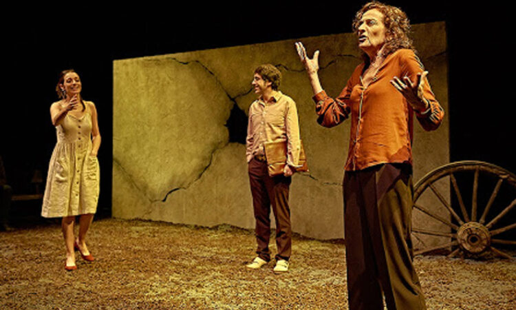 La geometría del trigo, un drama social muy íntimo, triunfa en El Puerto