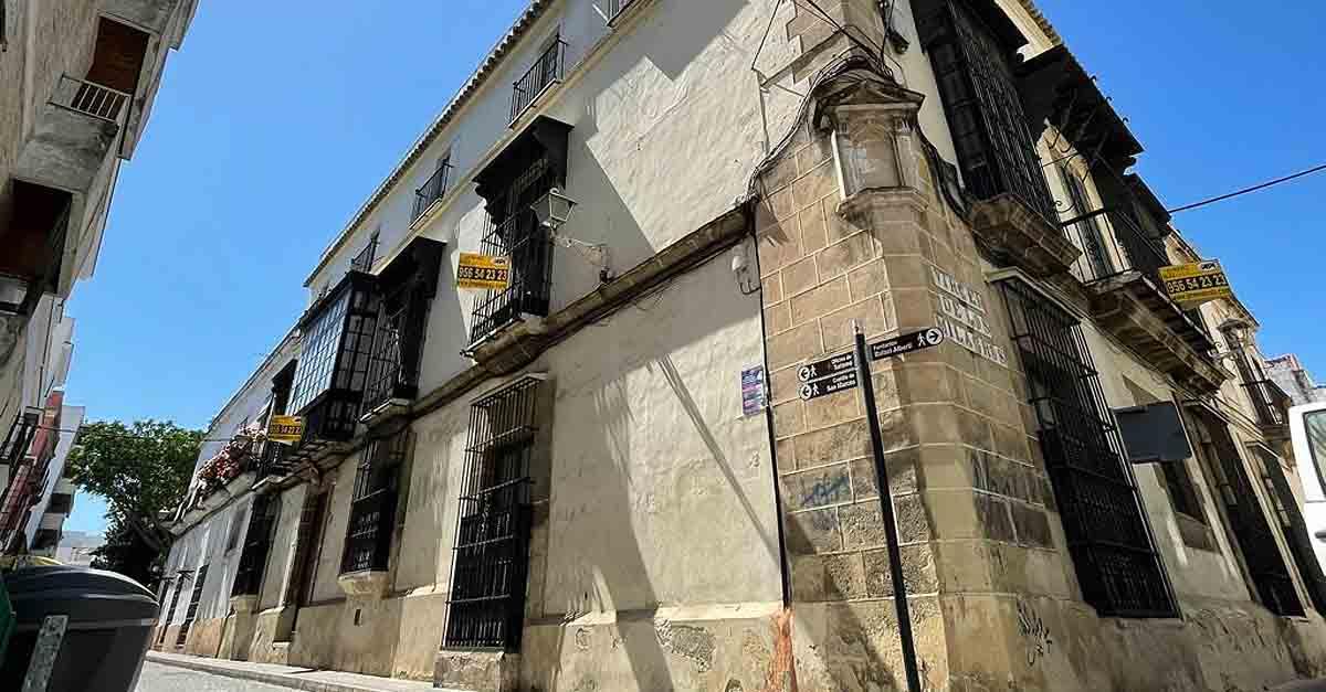 Un empresario alemán compra el Palacio O'Neal de El Puerto para su puesta en valor como segunda residencia