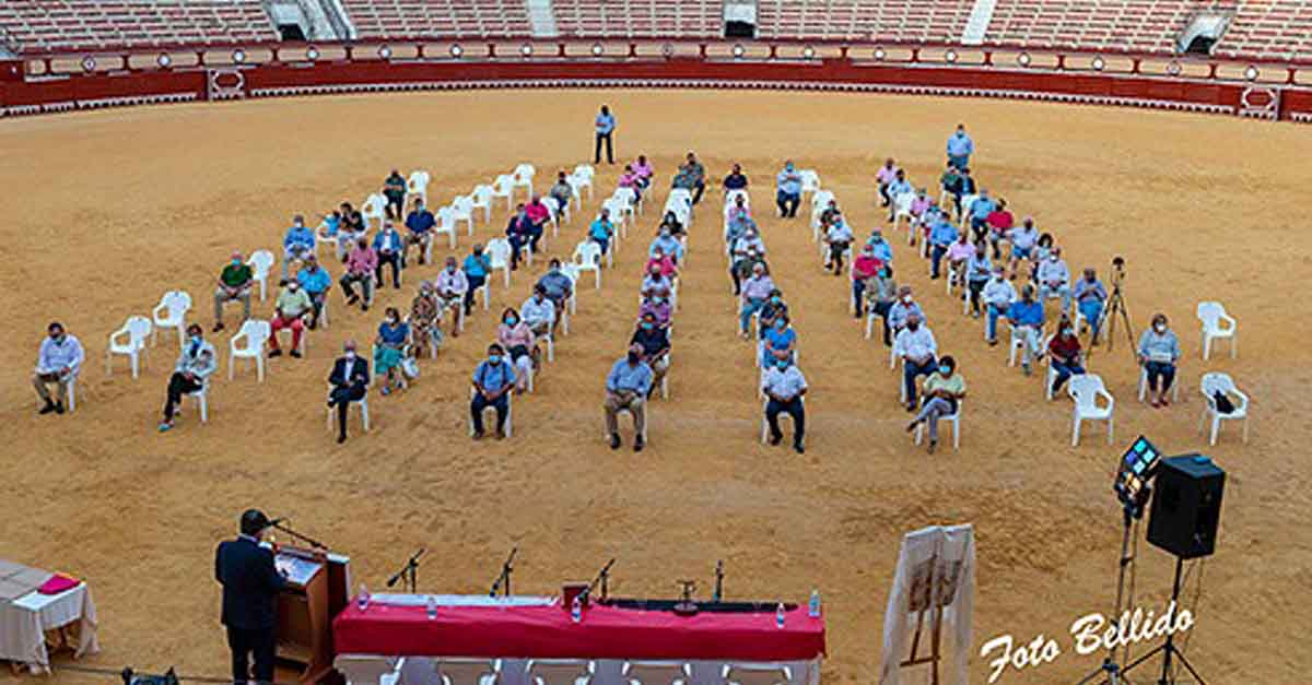 La Peña Taurina José Luis Galloso celebra su 50 aniversario