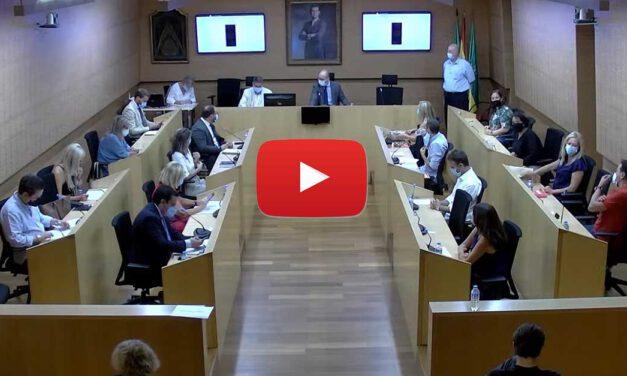Sigue en directo el pleno del debate sobre el estado de la ciudad, desde las 10:00 horas