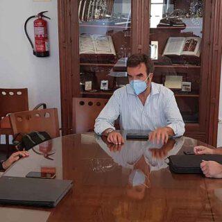Empresarios en Puerto Sherry apuestan por la creación de una línea de bus
