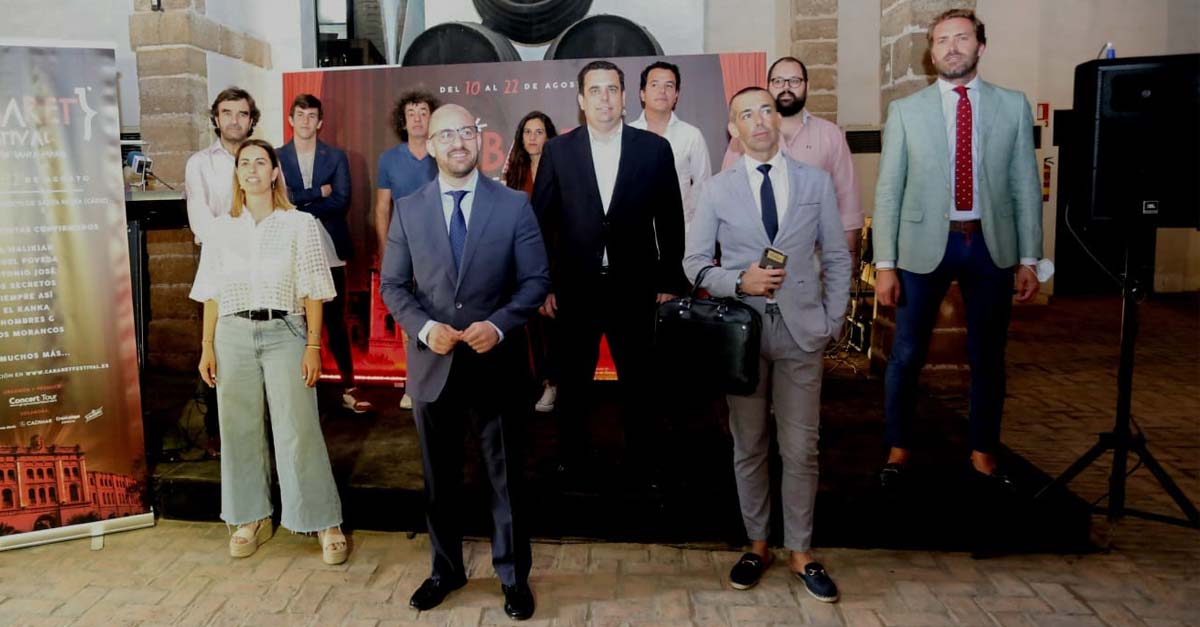 El Cabaret Festival se presenta en El Puerto como el primer evento musical post-covid