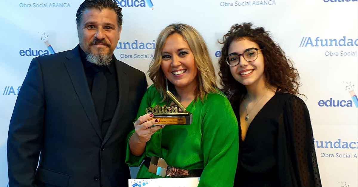 Una docente portuense entre las 10 mejores de España en Educación Infantil
