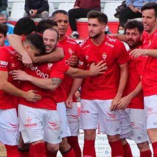 El Racing Club Portuense avanza con firmeza por el ascenso