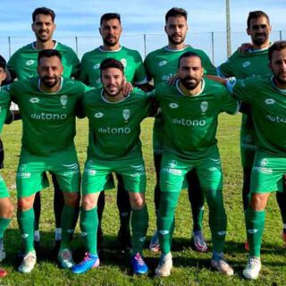 El Racing engrasa la maquinaria ante la UD Tesorillo (0-5)