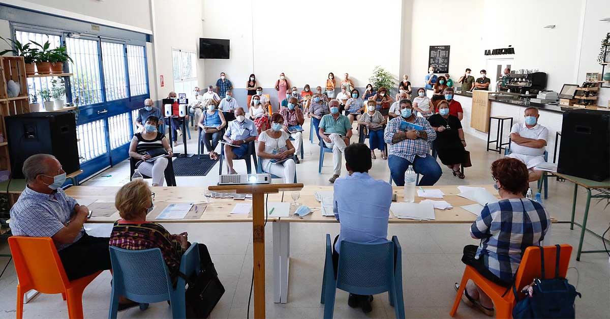 Afanas El Puerto y Bahía celebra la asamblea anual de socios 2020