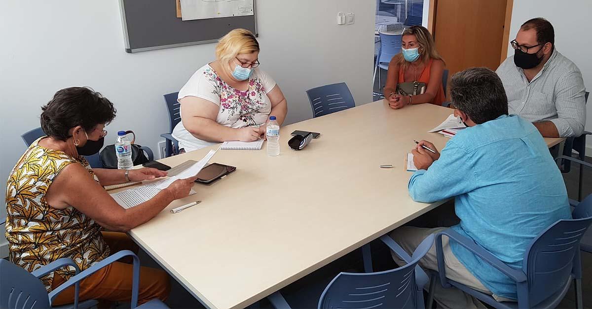El equipo de Gobierno retoma con la Flave la mesa de trabajo sobre la Ordenanza de Convivencia