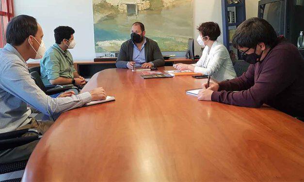 El Ayuntamiento crea una Mesa de Trabajo con el CCA de cara a la recuperación económica