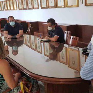 Personal sanitario portuense recibirá la Medalla de Oro de la Ciudad por su entrega durante la pandemia