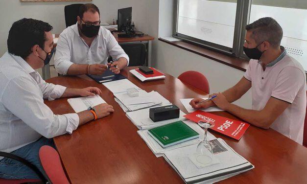 """El PSOE denuncia """"el engaño de los presupuestos del PP y Cs, que no existen"""""""