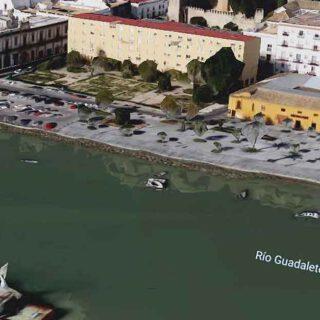 La Plaza de La Pescadería se convertirá en la puerta de entrada al Casco Histórico