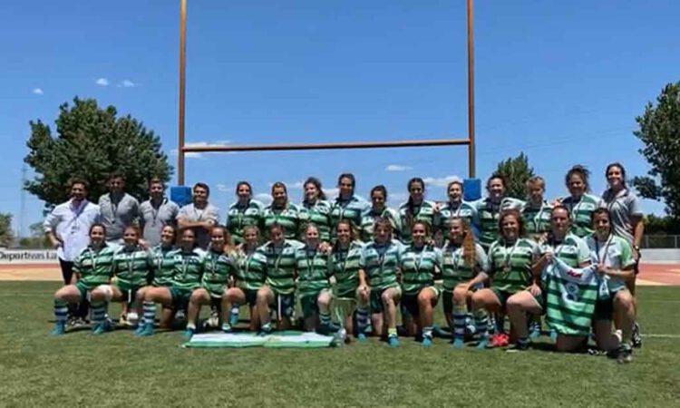 Exitosa jornada para el Club de Rugby Atlético Portuense femenino y masculino