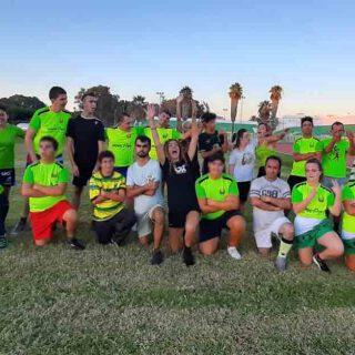 El Puerto celebra este sábado el primer partido oficial de rugby inclusivo de la provincia