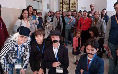 Safa San Luis celebra una jornada de puertas abiertas por el Día de Andalucía