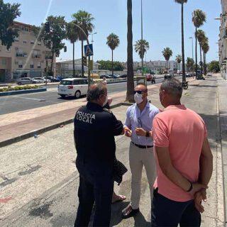 El Ayuntamiento activa el dispositivo extraordinario de Seguridad por la Motorada