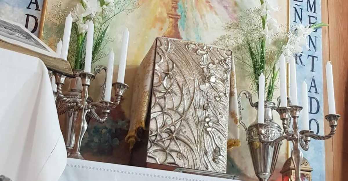 Triduo eucarístico en la parroquia de San Sebastián