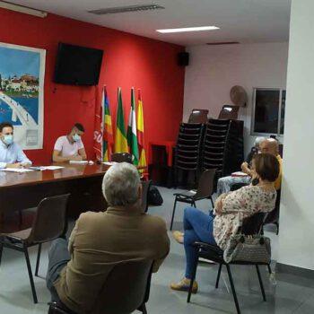 El PSOE se reúne con colectivos sociales de El Puerto a la espera de las subvenciones municipales
