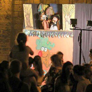 El teatro de títeres vuelve a El Puerto desde este domingo con cuatro obras para toda la familia