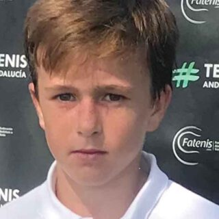 El portuense Louis d'Auzac, subcampeón de Andalucía