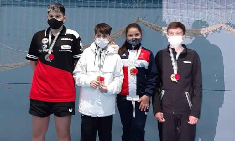 Cuatro palistas del CTM Portuense consiguen plaza para el Torneo Estatal