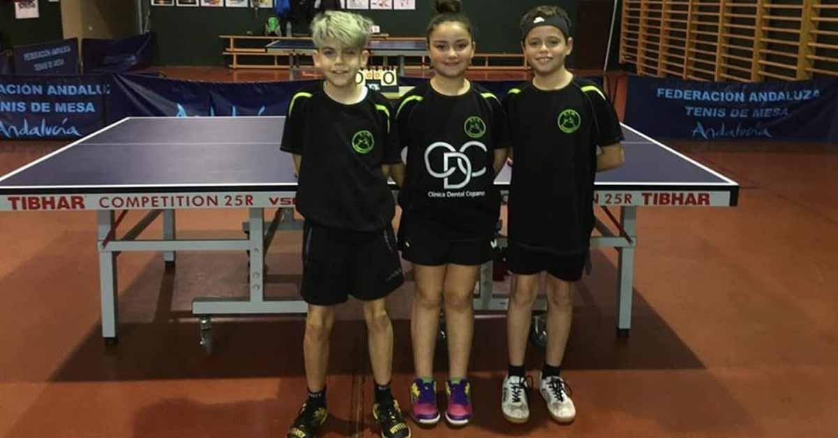 El equipo más joven del CTM Portuense asciende a Tercera Nacional